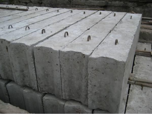 Купить Фундаментные блоки в Невинномысске