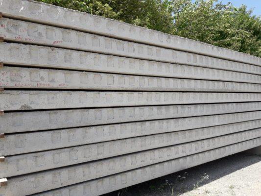 Купить Плиты перекрытия многопустотные шириной 1,2 м в Невинномысске