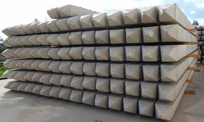 Купить Сваи забивные квадратного сплошного сечения в Невинномысске